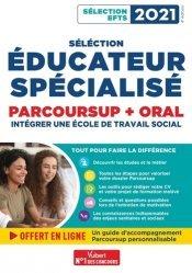 Dernières parutions sur Concours administratifs, Sélection éducateur spécialisé - Parcoursup et oral