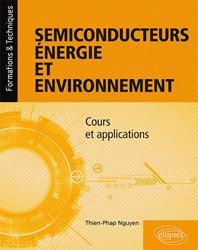 Dernières parutions sur Physique, Semiconducteurs, énergie et environnement