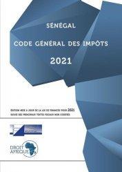 Dernières parutions sur Droit international privé, Sénégal - code général des impôts