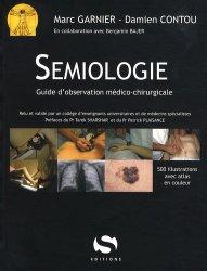 Souvent acheté avec Épreuves Classantes Nationales 2009, le Sémiologie