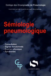 Dernières parutions sur Sémiologie - Examen clinique - Diagnostics, Sémiologie pneumologique