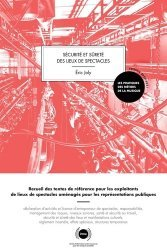 Dernières parutions sur Hygiène et sécurité, Sécurité et sûreté des lieux de spectacles