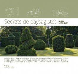 Souvent acheté avec Arts paysagers de Méditerranée, le Secret de paysagistes