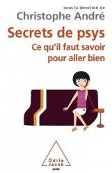 Dernières parutions dans guide, Secrets de psys