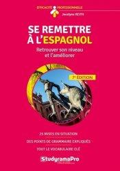 Dernières parutions sur Auto apprentissage (parascolaire), Se remettre à l'espagnol