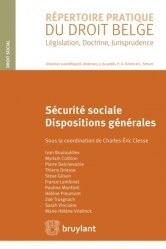 Dernières parutions dans Répertoire pratique du droit belge, Sécurité sociale : dispositions générales