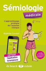 Souvent acheté avec Atlas de poche de Pharmacologie, le Sémiologie médicale