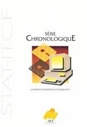 Souvent acheté avec Pratique de l'expérimentation au champ, le Série chronologique