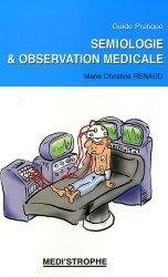 Souvent acheté avec Ikonorama, le Sémiologie et observation médicale