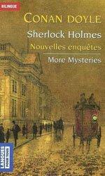 Dernières parutions dans Langues pour tous, Sherlock Holmes Nouvelles Enquêtes