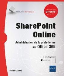 Dernières parutions dans Ressources Informatiques, SharePoint Online