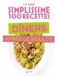 Dernières parutions dans Simplissime, Simplissime Spécial dîner après le boulot