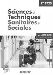 Dernières parutions sur Bac ST2S, Siences et Techniques sanitaires et sociales