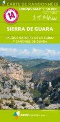 Dernières parutions sur Midi-Pyrénées, Sierra de Guara . Parque natural de la Sierra y cañones de Guara. 1/50 000