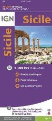 Dernières parutions sur Italie et Toscane, Sicile. 1/200 000, Edition bilingue français-anglais