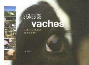 Souvent acheté avec World of farming Français-anglais / English-french, le Signes de vaches