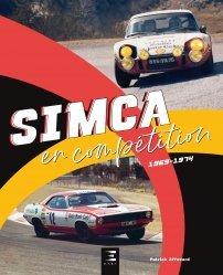 Dernières parutions sur Formule 1 , Rallyes , Courses, Simca en competition (1969-1974)