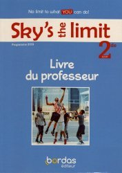 Dernières parutions dans Sky's the limit, Sky's the limit! 2de A2/B1