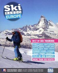 Dernières parutions sur A ski - En raquettes, Ski rando Europe. Best of ski touring, Edition bilingue français-anglais