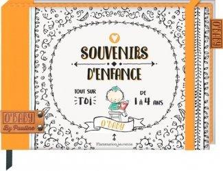 Dernières parutions sur Prénoms - Albums de bébé, Souvenirs d'enfance. Tout sur toi de 1 à 4 ans