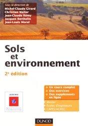 Souvent acheté avec Mémo visuel de géologie, le Sols et environnement