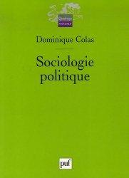 Dernières parutions dans Quadrige Manuels, Sociologie politique