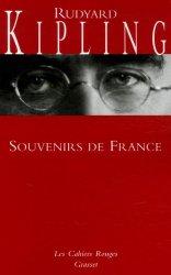 Dernières parutions dans Les cahiers rouges, Souvenirs de France