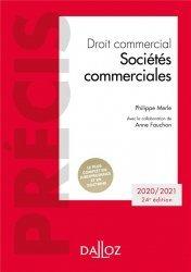 Dernières parutions sur Commerce international, Sociétés commerciales - 24e ed.