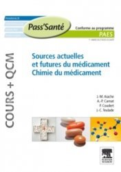 Souvent acheté avec UE 3a Organisation des appareils et des systèmes, le Sources actuelles et futures du médicament