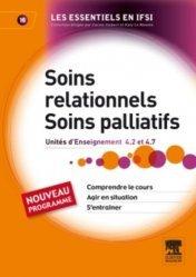 Souvent acheté avec Processus psycho-pathologiques. UE 2.6, le Soins relationnels  - Soins palliatifs  UE 4.2 et 4.7