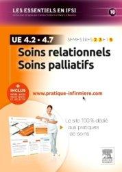 Souvent acheté avec Processus psycho-pathologiques, le Soins relationnels  - Soins palliatifs  UE 4.2 et 4.7