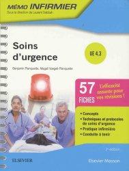 Dernières parutions dans Mémo infirmier, Soins d'urgence