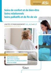 Dernières parutions dans Référence IFSI, Soins de confort et de bien-être, soins relationnels, soins palliatifs et de fin de vie