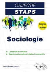 Dernières parutions dans Objectif STAPS, Sociologie