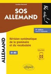 Dernières parutions sur Méthodes de langue (scolaire), SOS allemand niveau 2