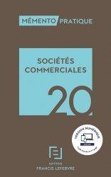 Dernières parutions dans Mémento pratique, Sociétés commerciales. Edition 2020