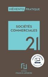 Dernières parutions dans Mémento pratique, Sociétés Commerciales