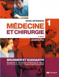 Dernières parutions sur IBODE, Soins infirmiers en médecine et en chirurgie Vol 1