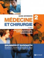 Dernières parutions sur IBODE, Soins infirmiers en médecine et en chirurgie  Vol 2