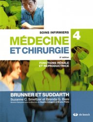 Dernières parutions sur IBODE, Soins infirmiers en médecine et en chirurgie Vol 4