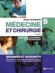 Dernières parutions sur IBODE, Soins infirmiers en médecine et en chirurgie Vol 5
