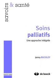 Dernières parutions dans Savoir et santé, Soins palliatifs