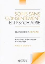 Soins sans consentement en psychiatrie
