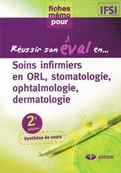 Souvent acheté avec Neurologie, le Soins infirmiers en ORL, stomatologie, ophtalmologie, dermatologie