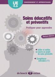 Souvent acheté avec 500 tests d'aptitude, le Soins éducatifs et préventifs UE 4.6