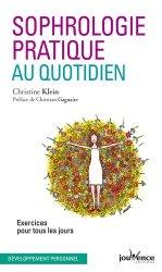 Dernières parutions dans Les Pratiques Jouvence, Sophrologie pratique au quotidien