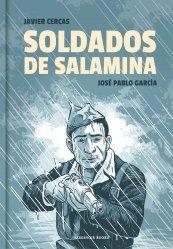 Dernières parutions sur BD et romans graphiques, Soldados de Salamina