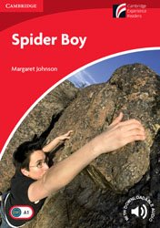 Dernières parutions sur Readers, Spider Boy Level 1 Beginner / Elementary