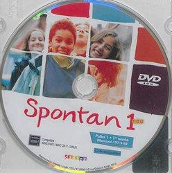 Dernières parutions dans Spontan neu, Spontan 1 Neu Palier 1 1re Année : DVD-rom de Remplacement