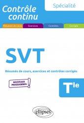 Dernières parutions dans Contrôle continu, Spécialité SVT Tle